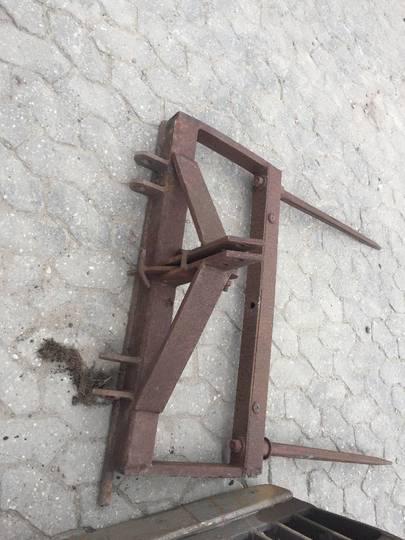 Ballegreb 2 Fork 3 Pkt Ophæng