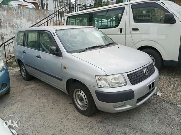 Toyota Succeed Silver KCP number Mombasa Island - image 6