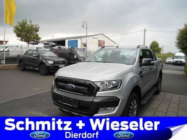Ford Ranger DOKA 4x4 Wildtrak Rollo AHK Offroad 33% - 2018