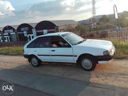 Selling Ford Laser everyday use