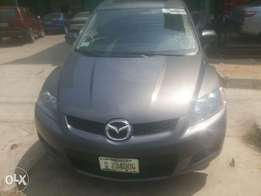 Just arrived Toks Mazda CX7 SUV