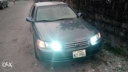 Reg. 2001 Toyota Camry for sale in Portharcourt