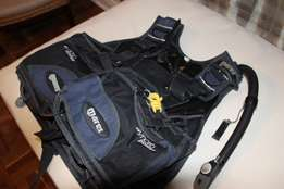 Mares Synchro Power BCD (dive jacket)