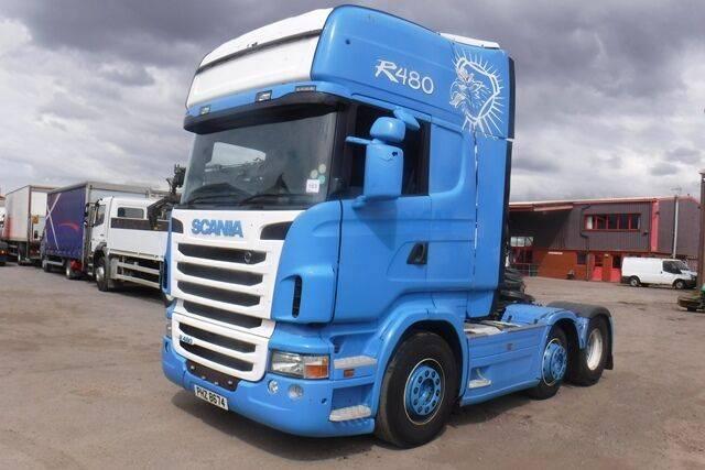 Scania R480 - 2019