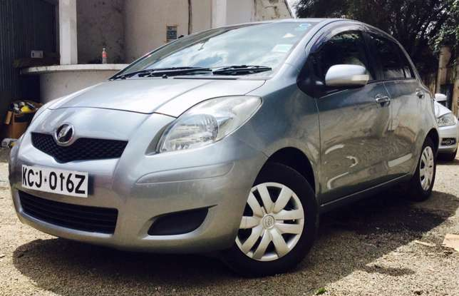 toyota vitz new shape kcj 2009 just arrived at 630,000/= Highridge - image 1