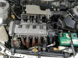 Toyota 160i engine for sale