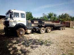 Lowloader for sale and construction machines and equipment for sale