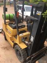 forklift, caterpillar