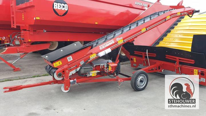 Grimme LC 705 #17147 - 2019
