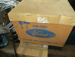 Ford Bantam brand new sub assembly and cylinder head