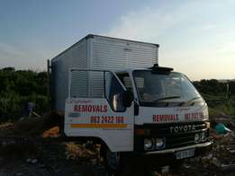 Trucks for hire rubble removals