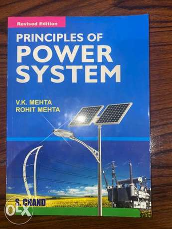 principals of power system.