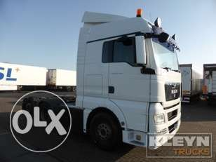 MAN 26.480 TGX - To be Imported Lekki - image 2