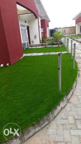 Artificial Grass for Landscaping and Sport Facilities (Football Pitch) Lagos Mainland - image 1