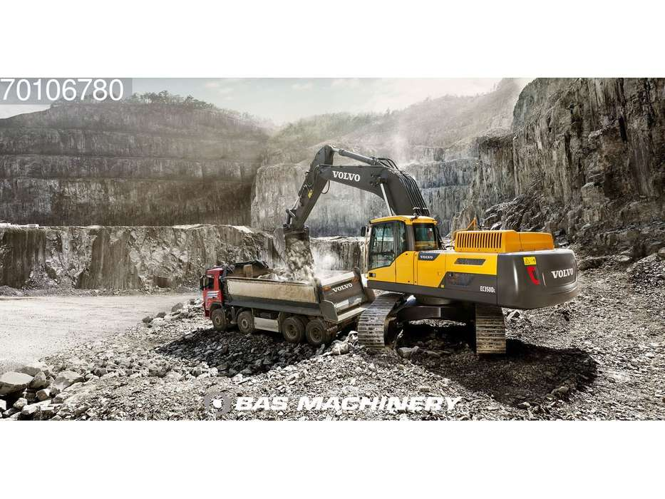 Volvo EC350D NEW Unused CE machine - coming soon - 2018