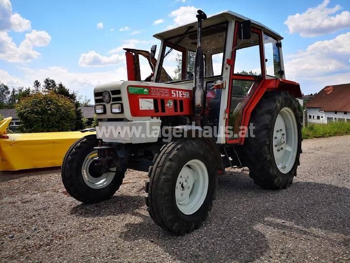 Steyr 8055 (FS) - 1986