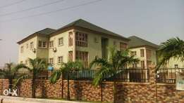 A very good & serviced 2bedroom flat at Durumi2 by America Int School