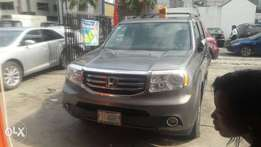 Smooth Driving Nig Used 2014 Honda Pilot 4WD With Only 6k Miles.