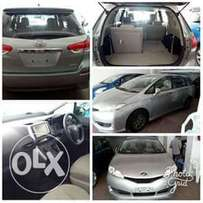 Toyota Wish Hire Purchase Finance Available