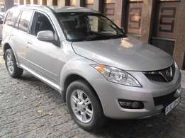 2012 GWM H5 SUV 2.0 VGT 4x4 For Sale (R68 999), Negotiable