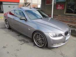 2007 BMW 335i Coupe Sport A/T