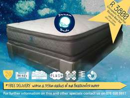 FREE DELIVERY* Chiropedic Pillow Top Double & Queen Bed Mattress