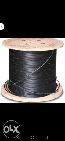 Hi, we have good team for fiber cable and cable poling and all warking