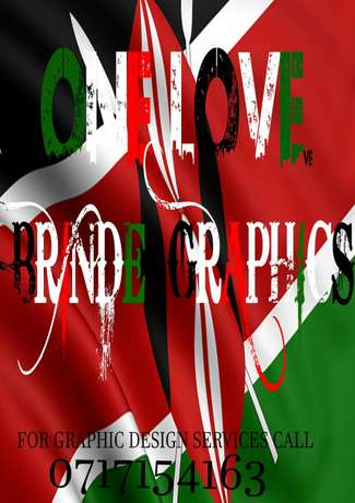 Graphics design, Posters, Logos at low cost Nairobi CBD - image 2