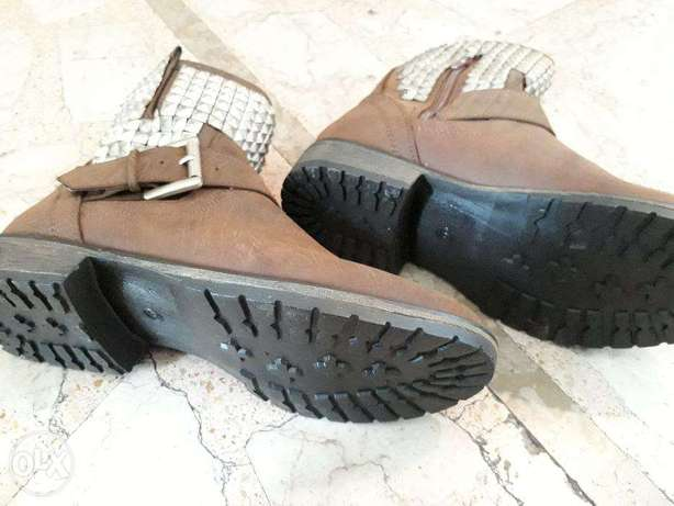 botine size 37.imported USA