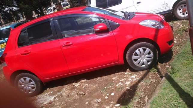 Newly imported 1300cc Toyota Vitz New-shape,Just Arrived Nairobi CBD - image 2