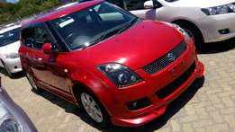 Suzuki swift red wine fully loaded