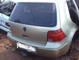 Golf 4 for stripping