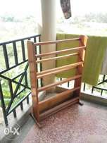 Wooden shoe rack for sale