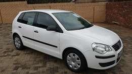Very Low mileage! 2008 VW Polo 5dr 1.4, A/C, MINT CONDITION!