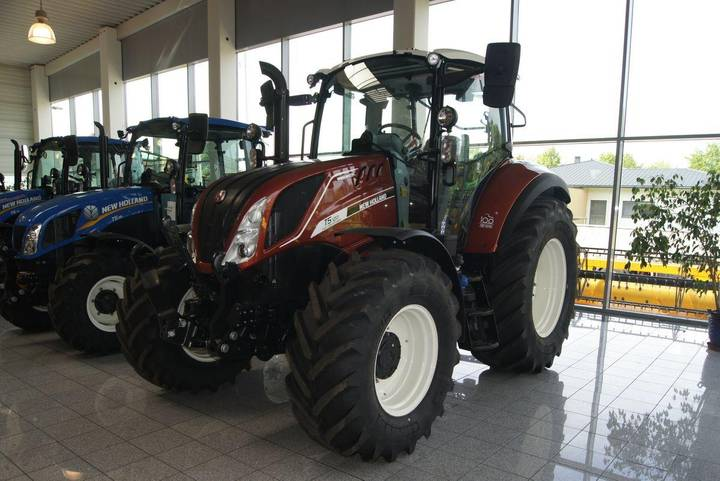 New Holland T5.120 - 2019