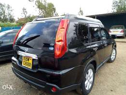 Nissan extrail 2008 model, highroof