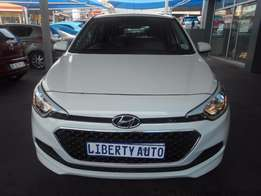 Hyundai i20 2015 Motion Manual Gear 1.2 15,000 km New generation Hatch