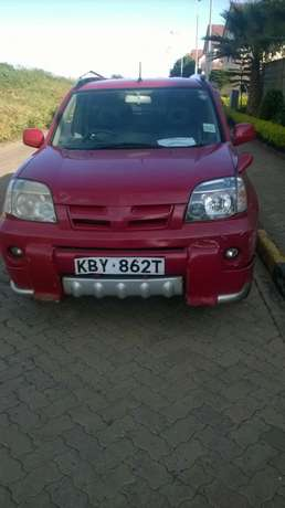 Nissan extrail quick sale very clean in mint condition Nairobi CBD - image 1