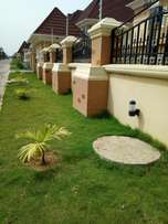 Brand new five bedrooms fully detached duplex. For sale
