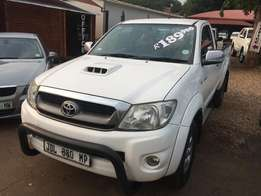 2010 Toyota Hilux 3.0 D4D Single Cab