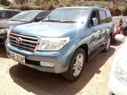 2009 Locally Used Toyota, Land Cruiser Petrol for sale - KSh6,500,000
