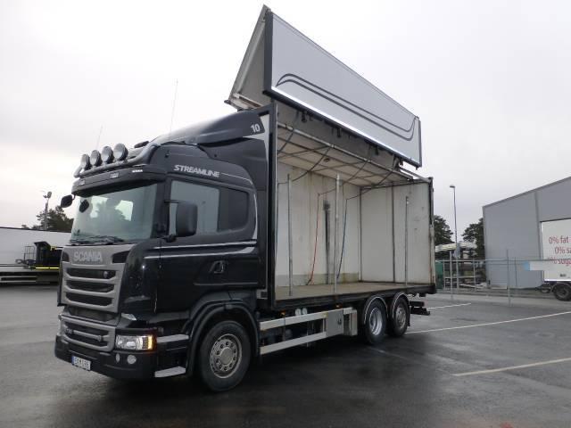 Scania R730 6x2 Euro 6 Visirbil - 2014
