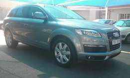 Audi Q7 Quattro for sale