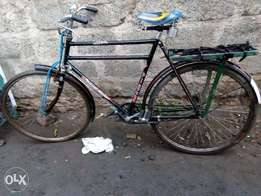 Assebled NEELAM bicycle for cheap transport
