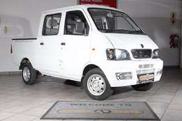 2013 DFSK 1.3 Double Cab