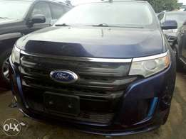 Toks 212 Ford edge. Sports edition. Negotiable