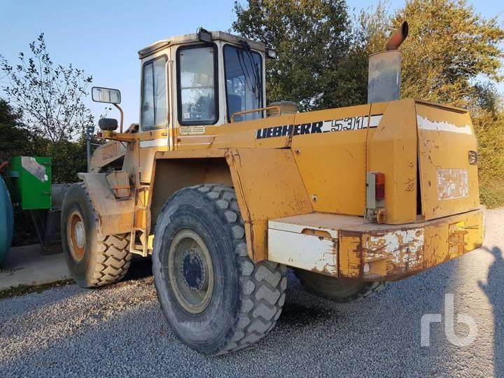 Liebherr L531 - 1995