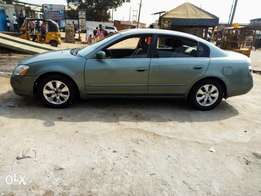 First Body Registered Nissan Altima For Sale