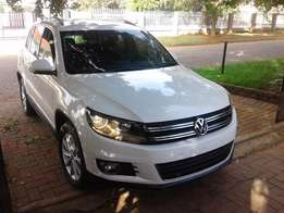 2012 VW Tiguan 2.0 TDI DSG 4Motion
