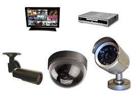 CCTV Security Devices at 2500